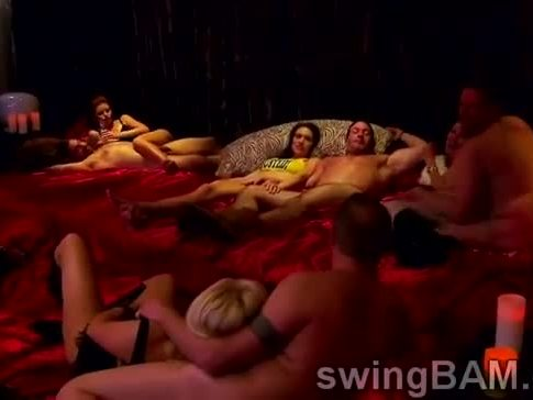 Swingers reality show makes their couples have a real good time